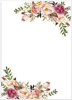 236x324 Rose Flower Border Clipart Tags Rose, Flower And