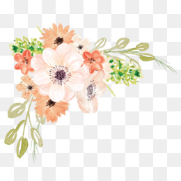 260x260 Watercolor Flower Png Amp Watercolor Flower Transparent Clipart Free