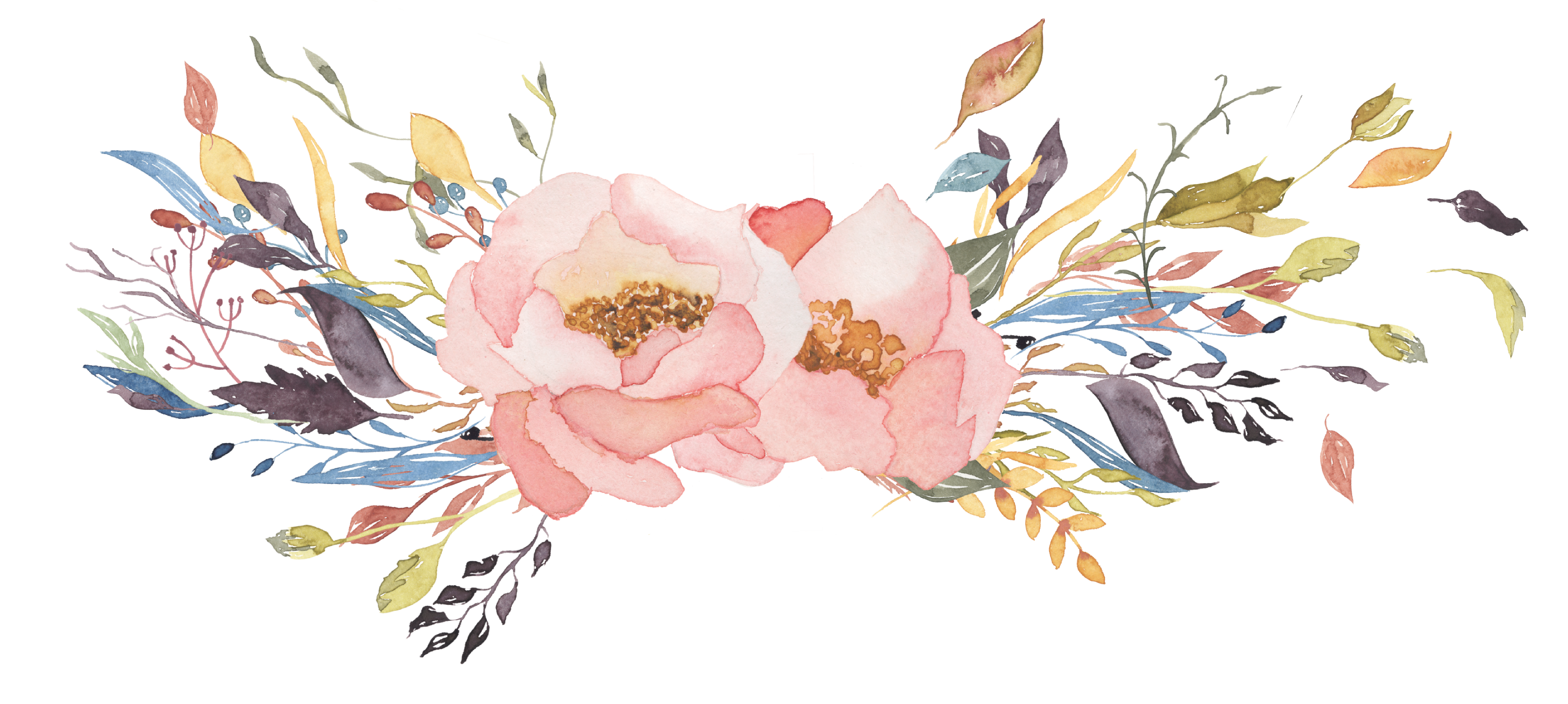 Watercolor Floral Png at GetDrawings com | Free for personal use