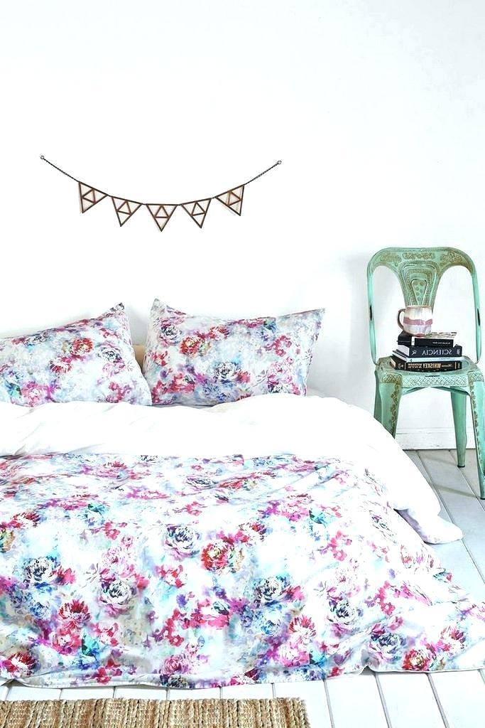 683x1024 Ikea Flower Sheets Flower Bedding Pink Flower Comforter Set