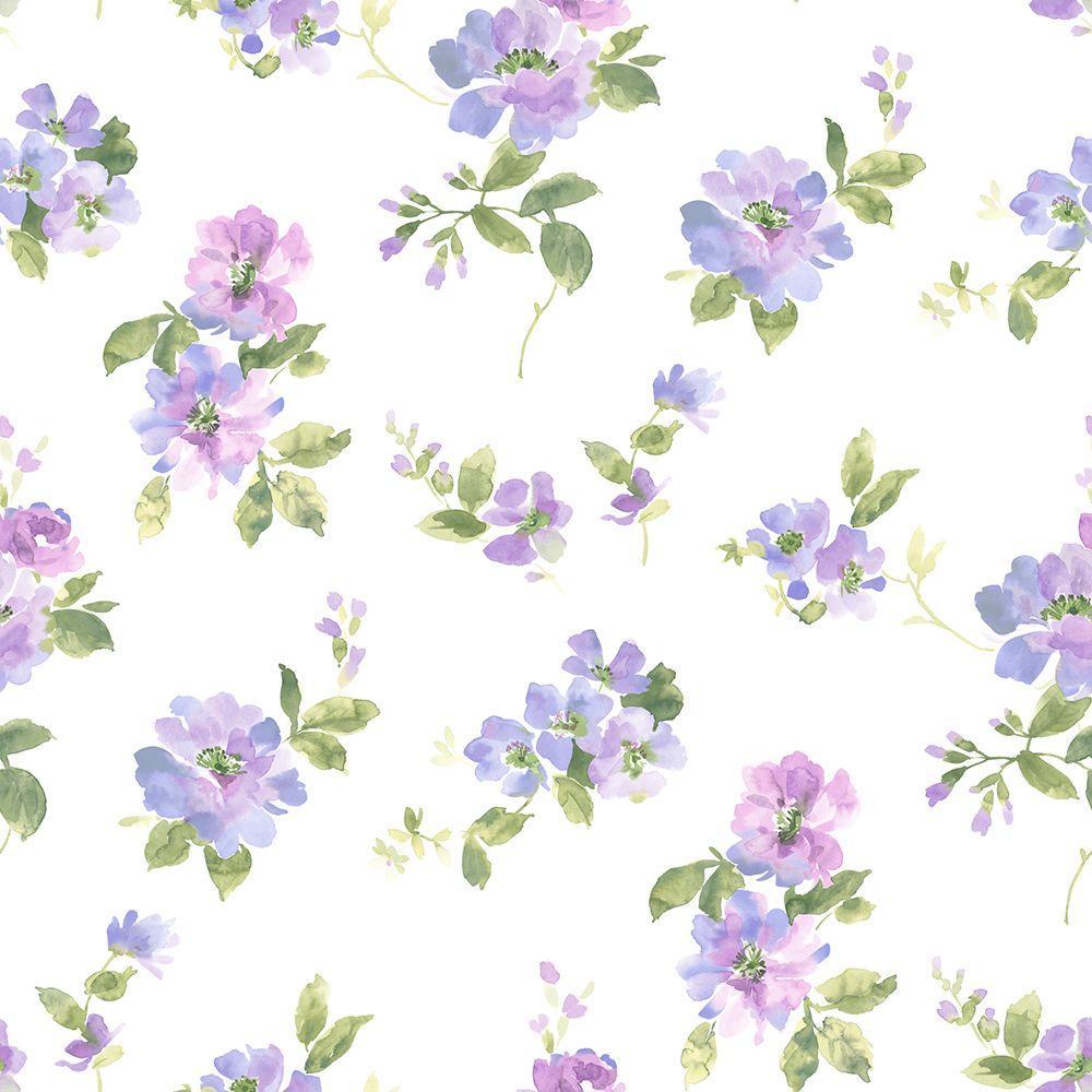 Watercolor Floral Wallpaper At Getdrawings Free Download