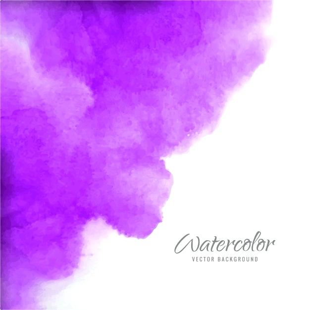 626x626 Purple Water Color Abstract Purple Watercolor Background Free