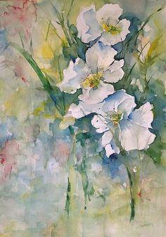 236x337 700 Best Artwatercolor Flowers Images Flower
