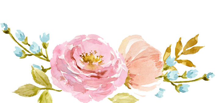 Watercolor Flowers Png Vector Psd And Clipart With: Watercolor Flowers Png At GetDrawings