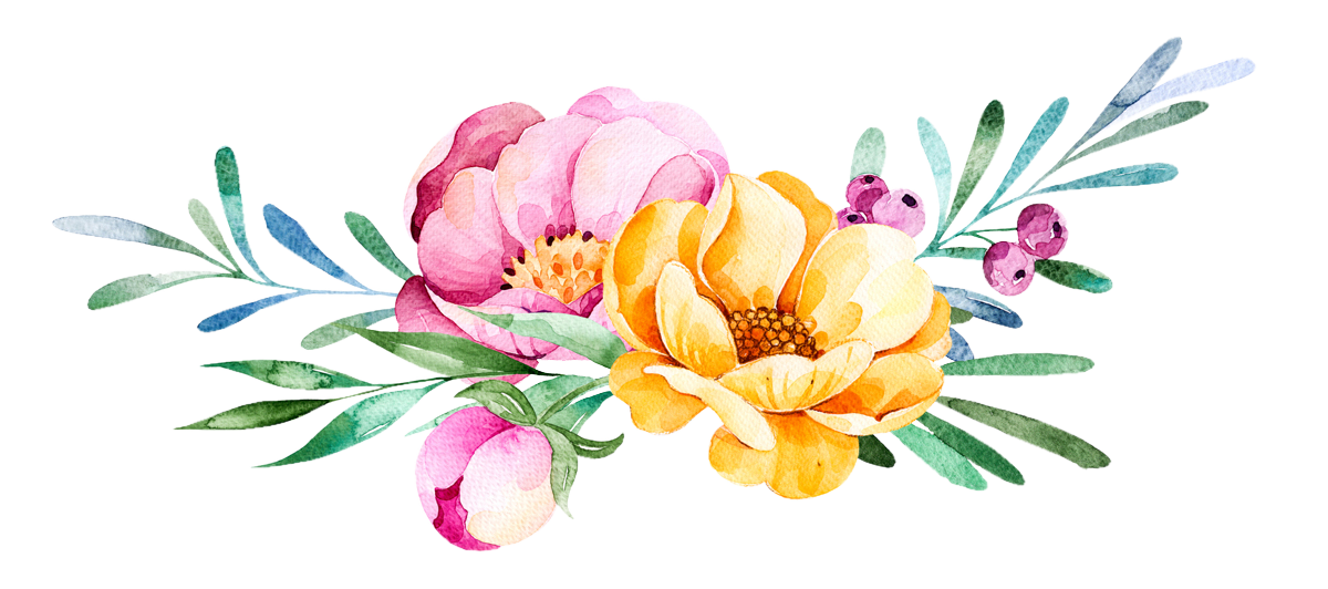 Watercolor Flowers Png at GetDrawings   Free download