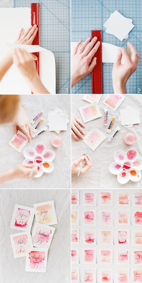 600x1195 Diy Wrapping Gifts Inspiration Diy Watercolor Cards