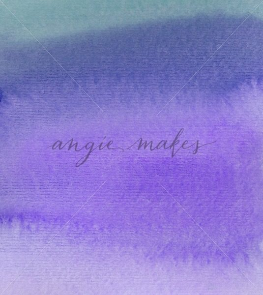 535x600 Wet Watercolor Ombre Background. Watercolor Gradient Background