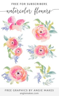 236x385 212 Best Graphic Freebies Images Free Watercolor