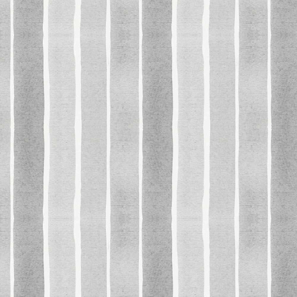 1000x1000 Gray Watercolor Stripe Fabric By The Yard Gray Fabric Carousel