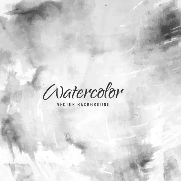 626x626 Grey Watercolor Background Vector Free Download