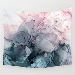 264x264 Watercolor Wall Tapestries Society6