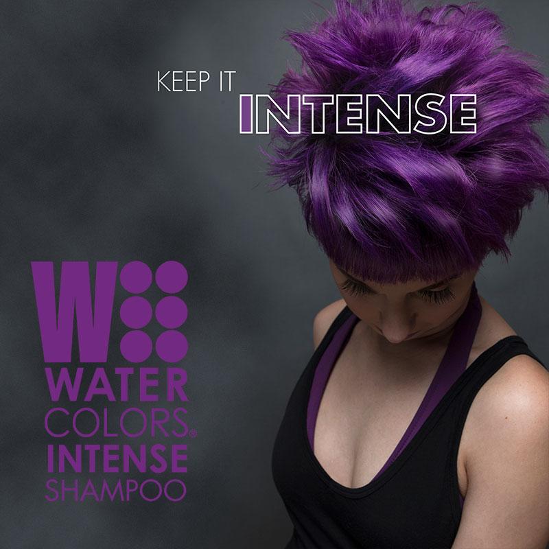 800x800 Intense Shampoo Tressa Professional + Watercolors