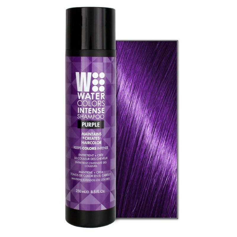 800x800 Tressa Watercolors Intense Shampoo Purple 8.5 Oz