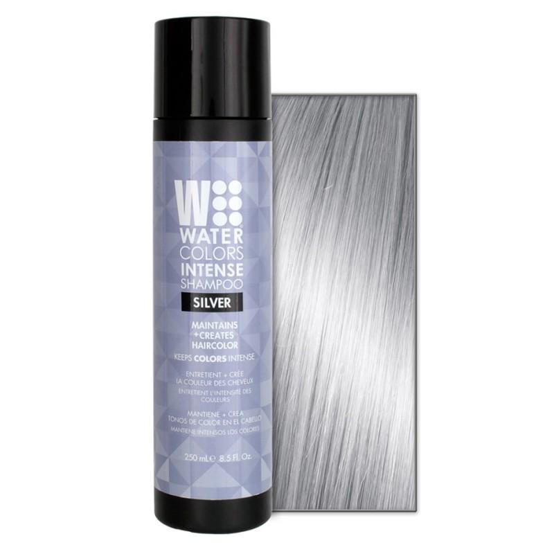 800x800 Tressa Watercolors Intense Shampoo Silver 8.5 Oz