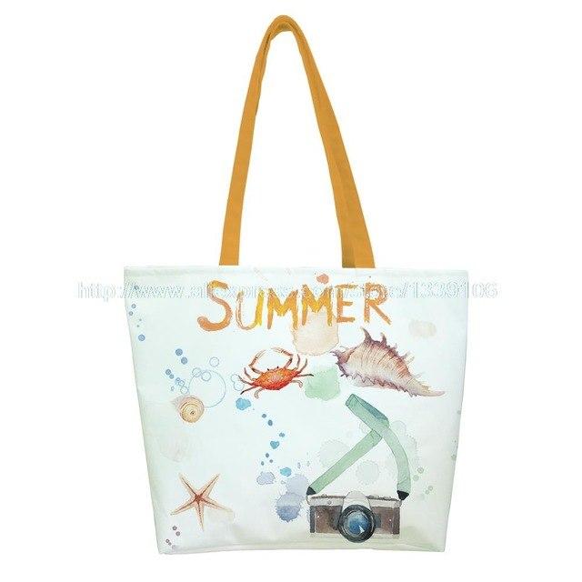 Watercolor Handbag
