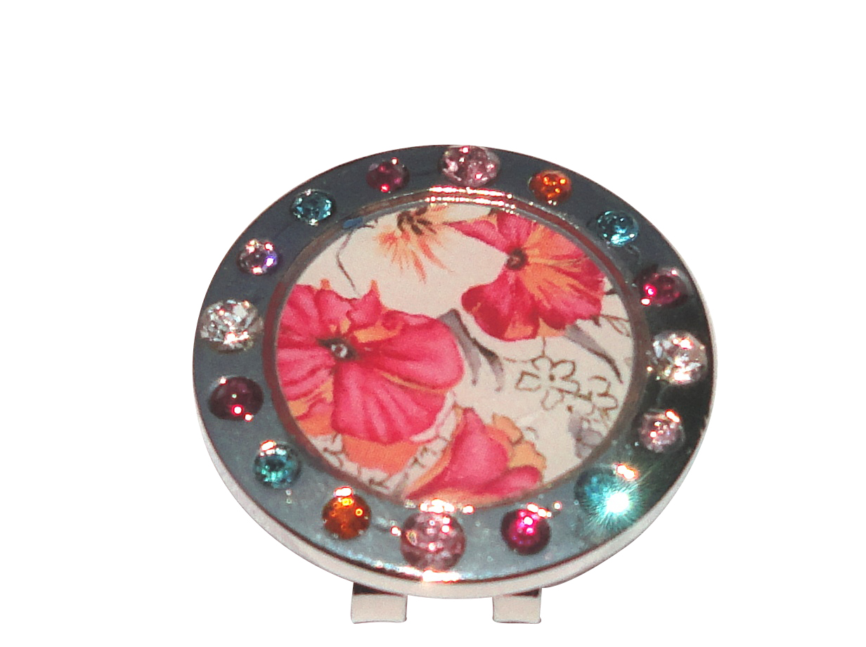 1232x920 Floral Watercolor Crystal Ball Marker Crystal Ball Marker