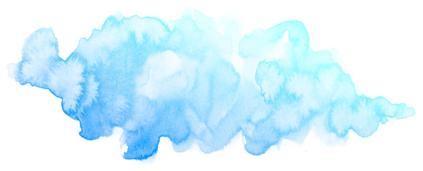 Watercolor Header