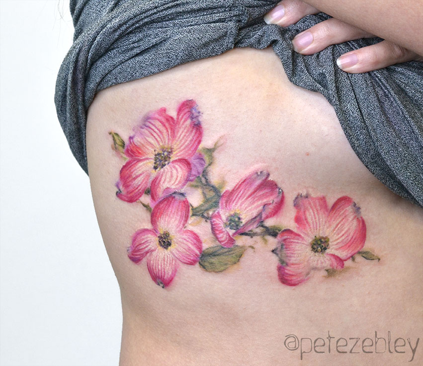 851x737 Pete Zebley Tattoos