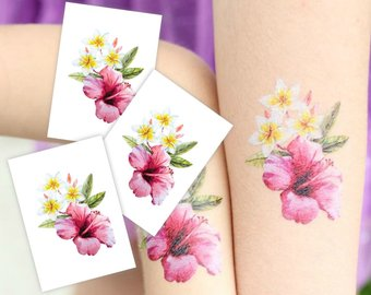 340x270 Watercolor Tattoos Etsy