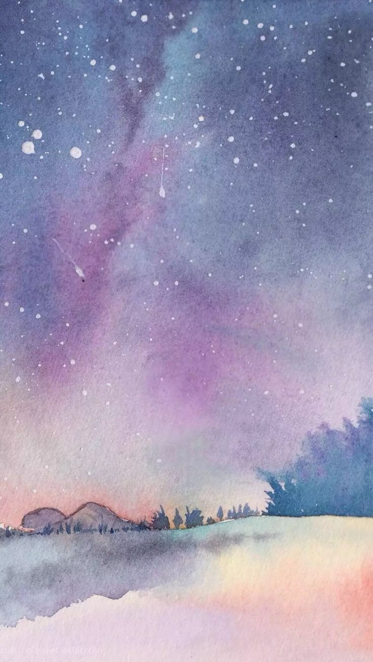 736x1306 Multi Watercolor Wallpaper Iphone 1 Dual Monitor Wallpaper