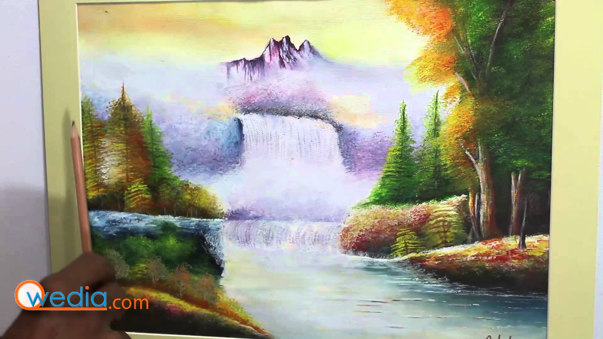 Watercolor Landscape Ideas at GetDrawings com | Free for personal