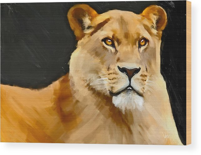643x498 Lion Oil Painting Print Lion Art Animal Art Illustration Animal