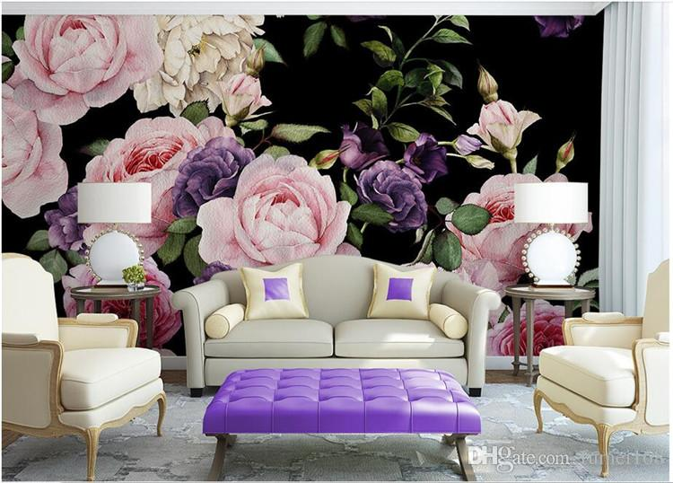 750x538 Custom Photo 3d Wallpaper Non Woven Mural 3d Wall Murals Wallpaper