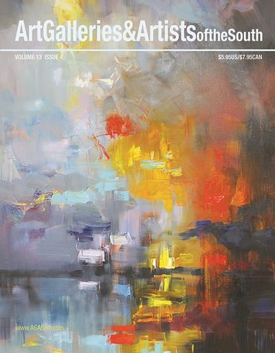 400x512 Art Galleries Amp Artists Of The South Magazine Subscription