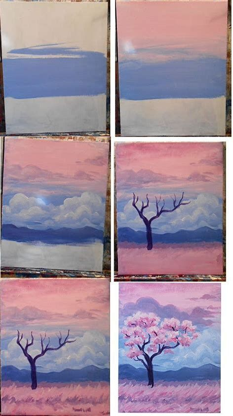 472x841 Image Result For Easy Watercolor Paintings For Beginners Step By