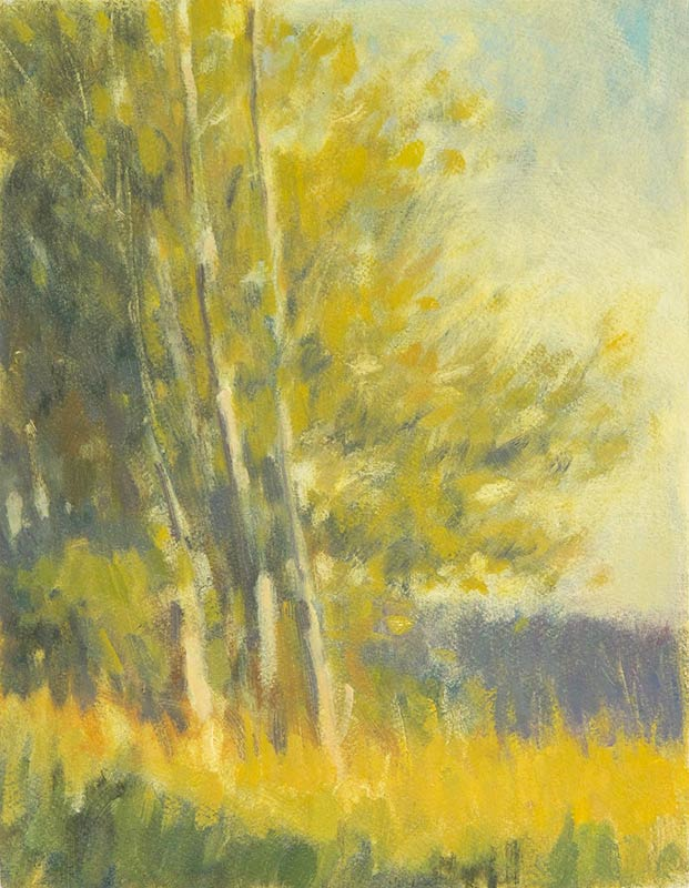 621x800 The Four Essential Steps To Plein Air Painting