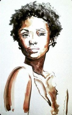236x375 1) Black Woman Tumblr Art Black Women Art, Black