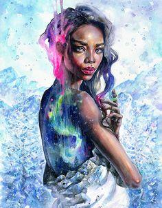 236x302 The 51 Best Tanya Shatseva Images Art Drawings