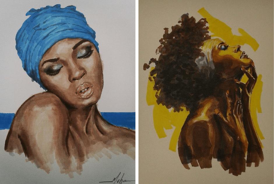 940x631 Bahia Artist Muha Bazila Pays Homage To The Beauty Of Black