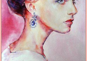 300x210 Watercolor Paintings Of People Watercolour Paintings Of People