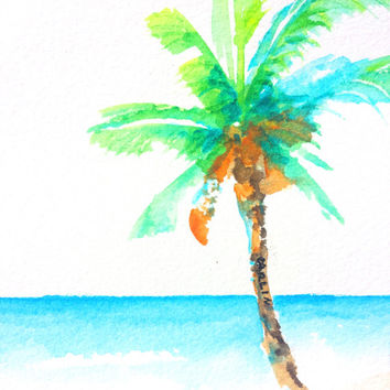 354x354 Best Palm Tree Painting Products On Wanelo