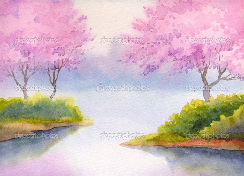 1023x739 Flower Watercolor Ideas Lovely 25 Best Ideas About Lotus Painting
