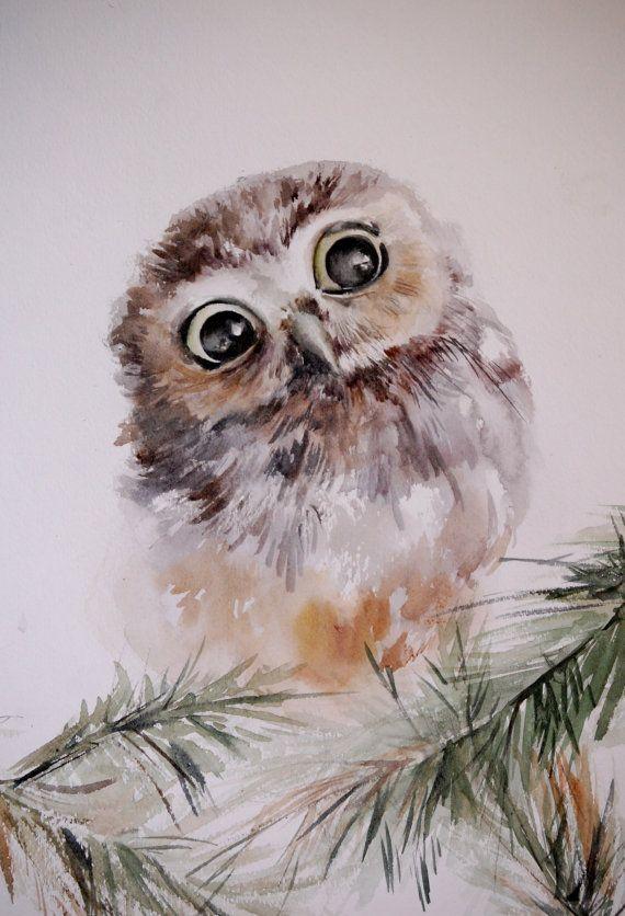 570x836 Owl Ot Galina Na Etsy Allforhappyandlove 2 Owl
