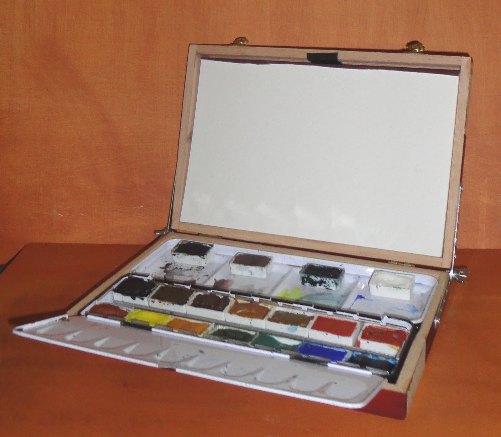 1600x1396 The Old School Palette More Cigar Pochade Boxes