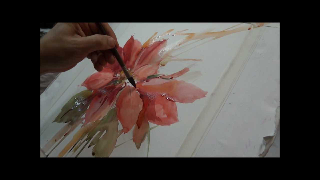 1280x720 Watercolor Demo