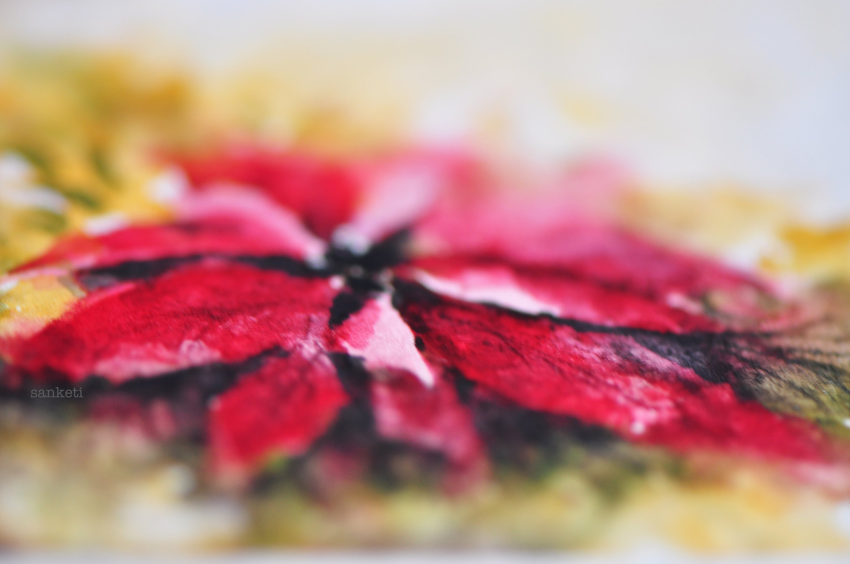 3000x1993 Watercolor Floral