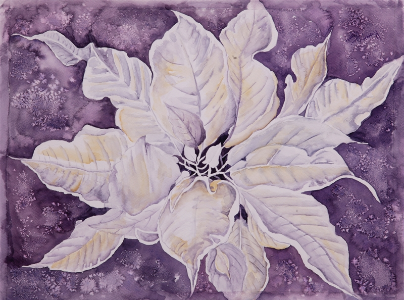 800x594 Watercolor Flower, Purple Flowers, Wild Flowers, Flower Bunch