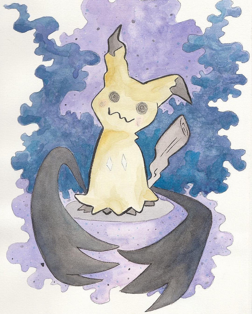 Watercolor Pokemon at GetDrawings com | Free for personal