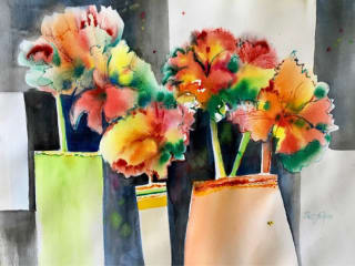 320x240 Southwestern Watercolor Society Presents Member Exhibition 2018