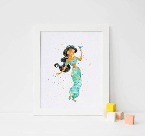 570x533 Princess Jasmine, Aladdin