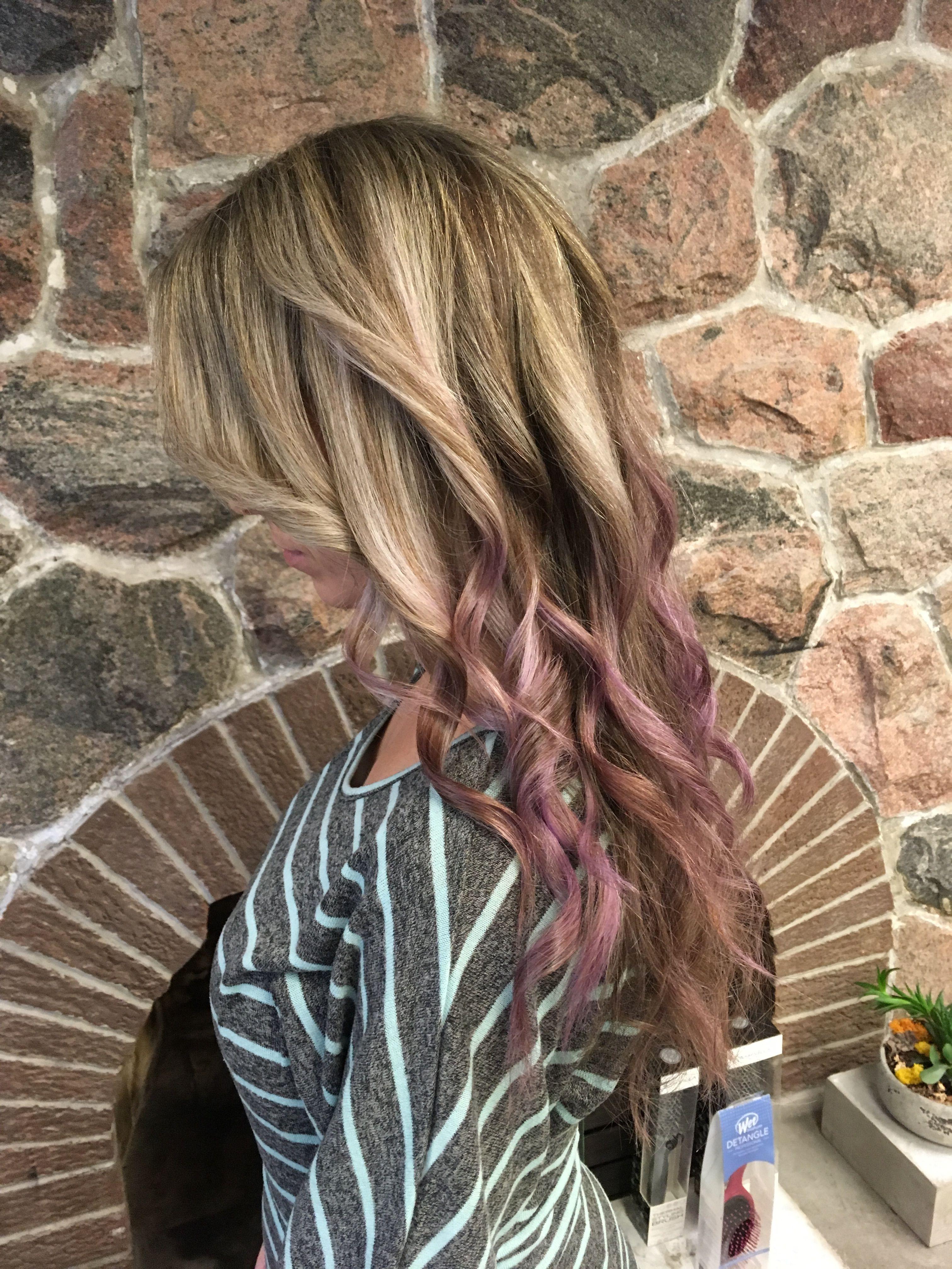 3024x4032 Purple By Using Tressa Watercolour Purple Shampoo. Amazing
