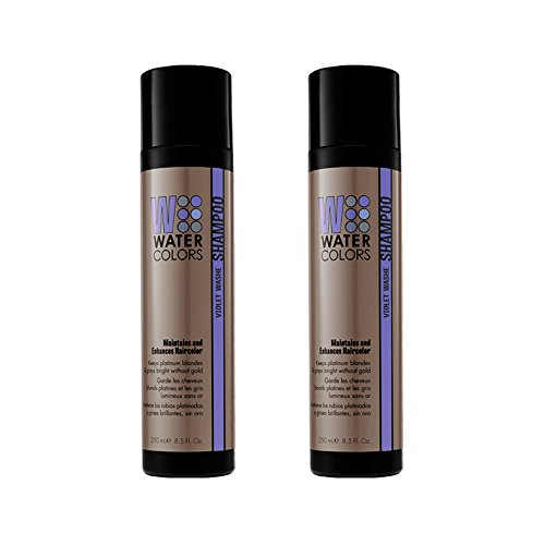 500x500 Tressa Watercolors Color Maintenance Cocoa Shampoo 8.5 Oz (Set Of