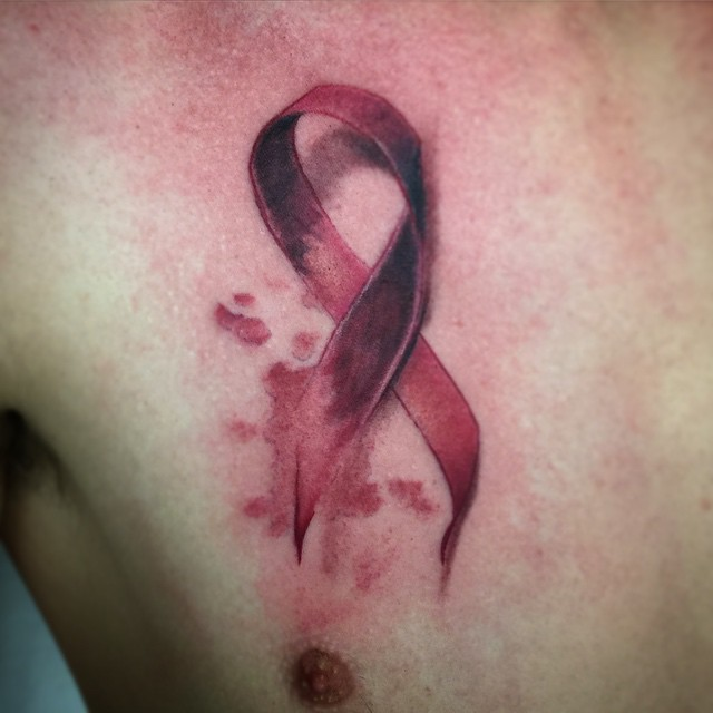 Watercolor Ribbon Tattoo at GetDrawings.com | Free for personal use ...