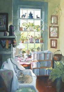 210x300 275 Best Watercolor Interiors Images Interior Paint