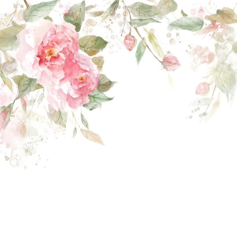 Watercolor Rose Wallpaper At Getdrawings Free For Personal Use
