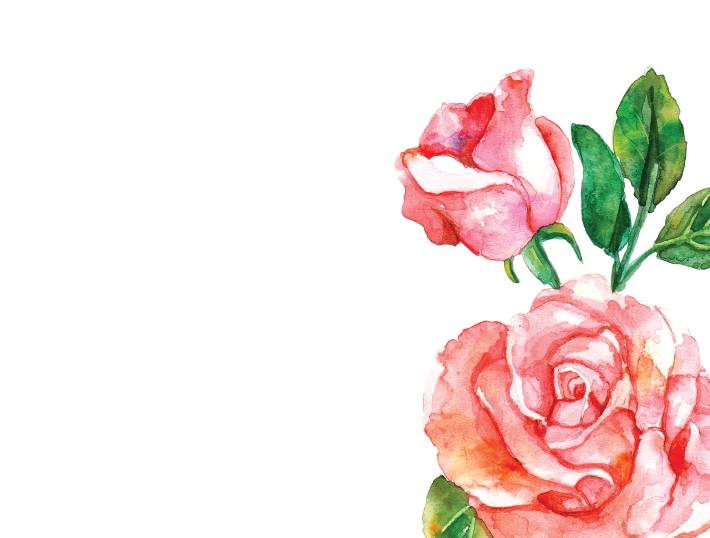 Watercolor Roses Images